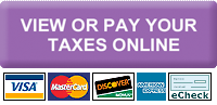 View or Pay Your Taxes Online